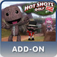 Hot Shots Golf®: Out of Bounds: Playable Sackboy™