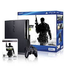 PlayStation®3 CALL OF DUTY® MW3 Bundle