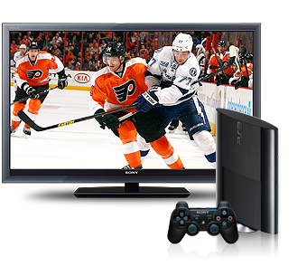 NHL® on PS3™ system