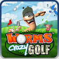 Worms™ Crazy Golf