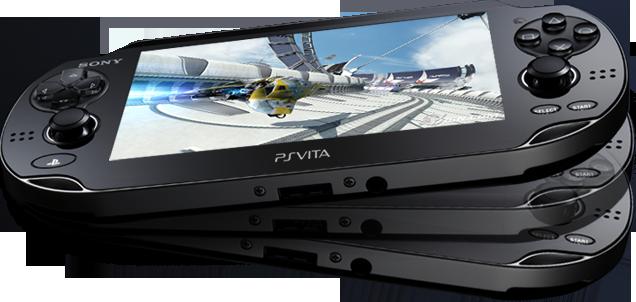PS Vita Six Axis Motion Sensor