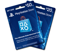 PlayStation®Store Cash Card