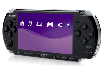 PSP-3000 system
