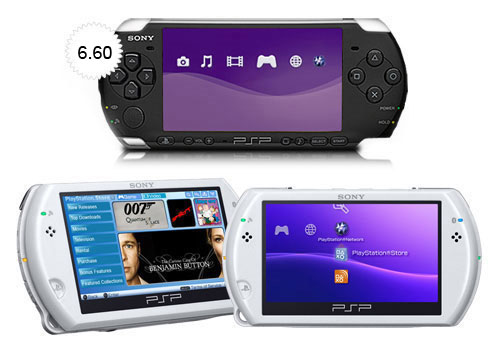descargar version 6.60 para psp