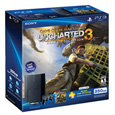 Uncharted 3 & PlayStation®Plus Bundle